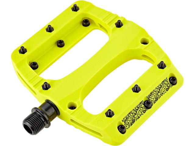 Sixpack Menace PA Pedalen, neon yellow